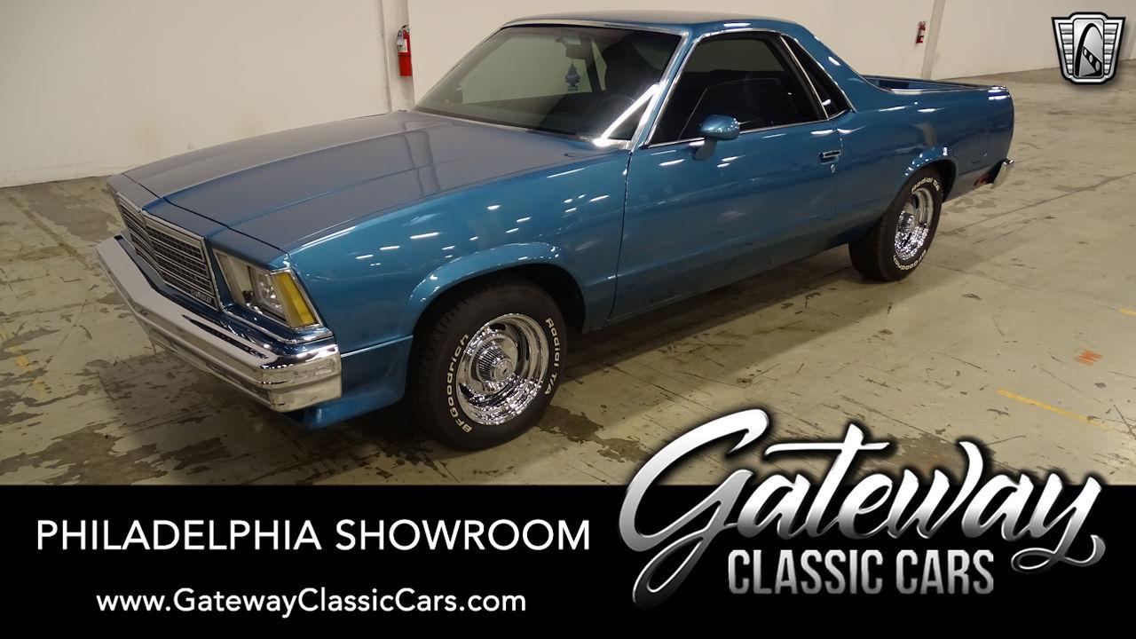 Used 1979 Chevrolet El Camino