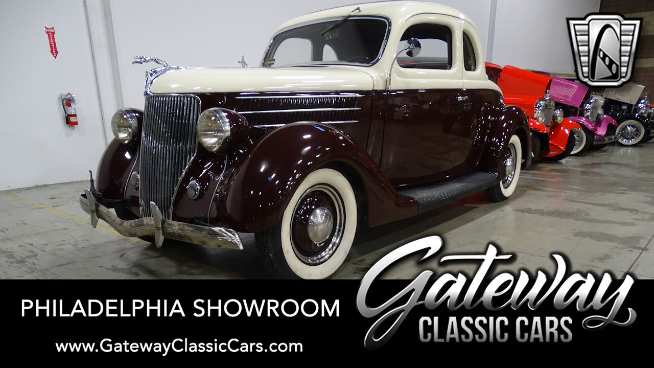 Used 1936 Ford 5 Window