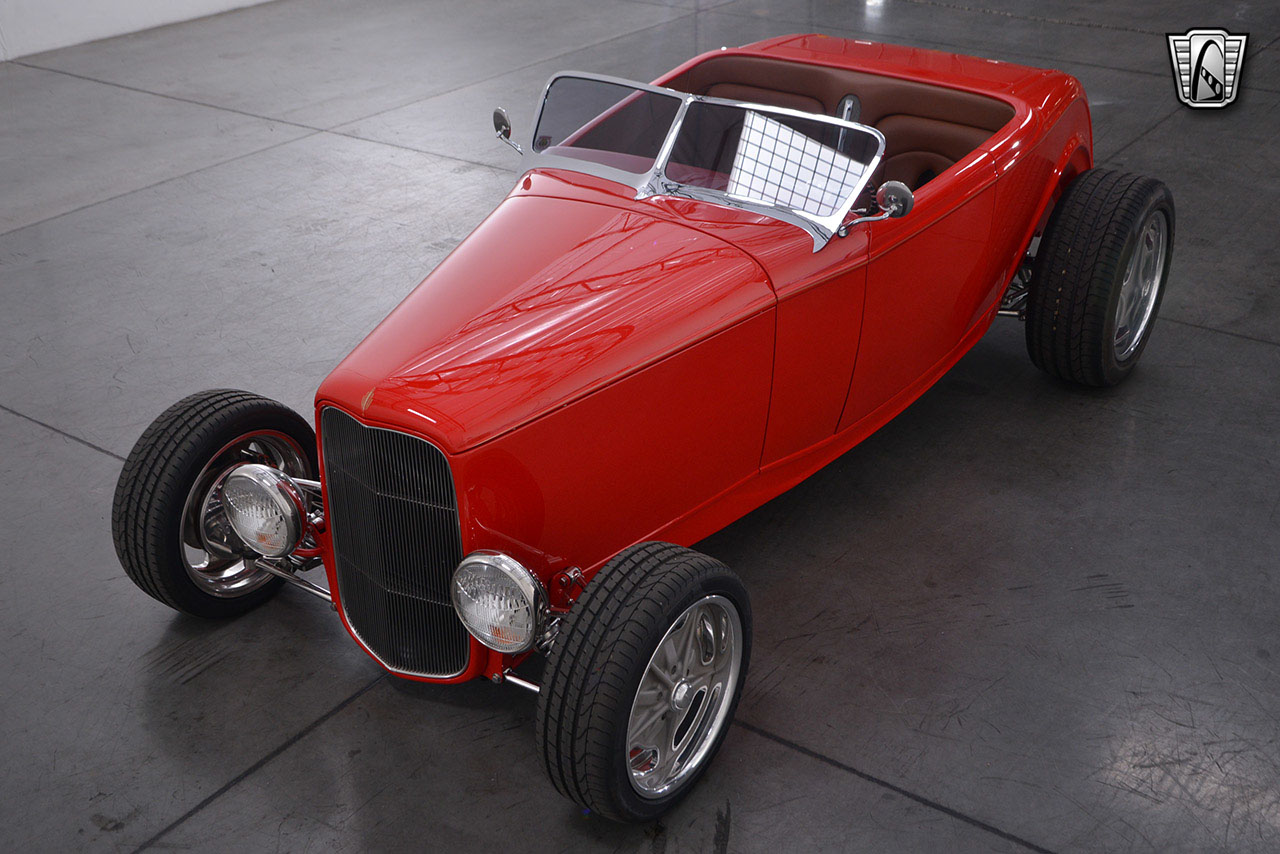 1932 Ford Roadster 6