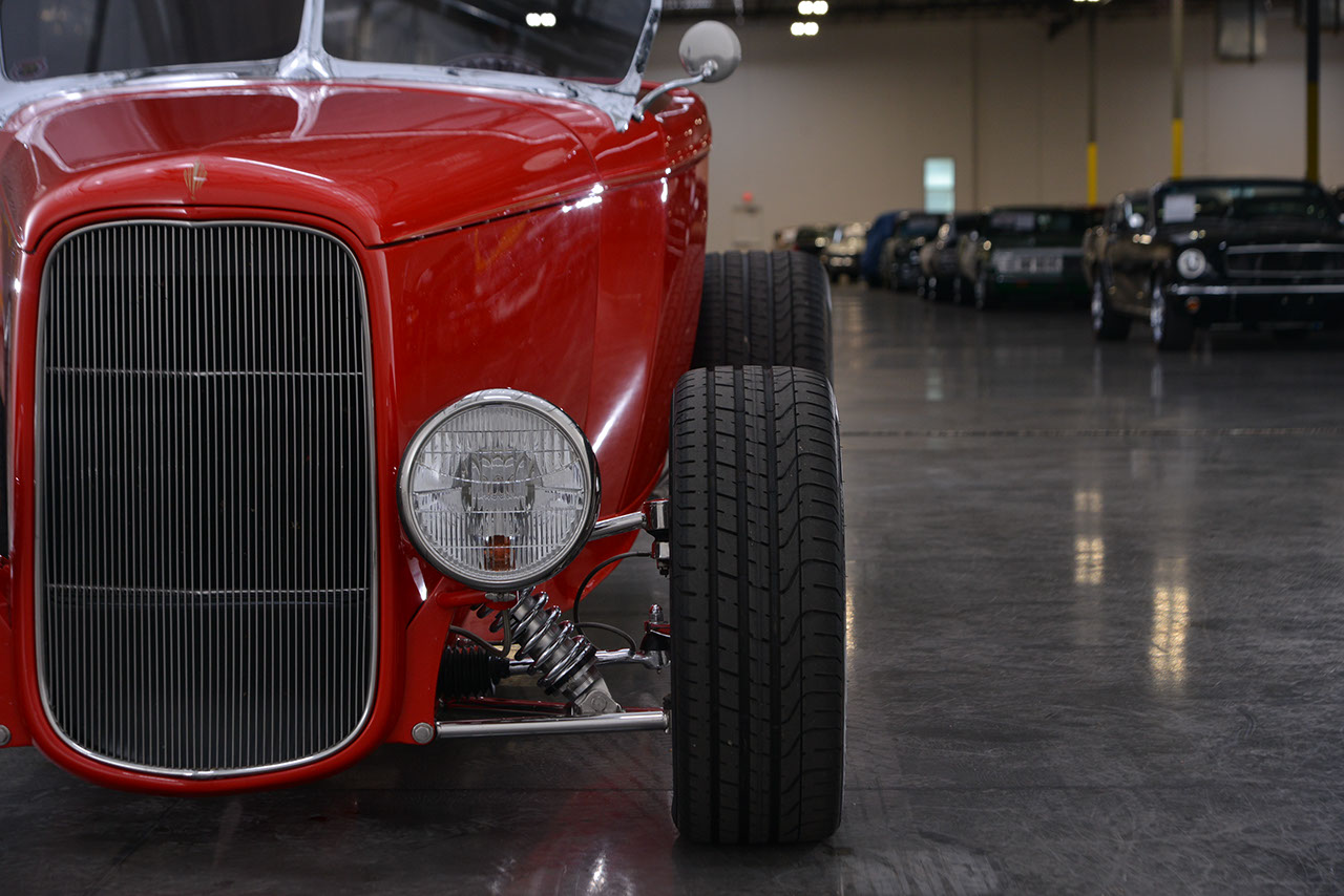 1932 Ford Roadster 7
