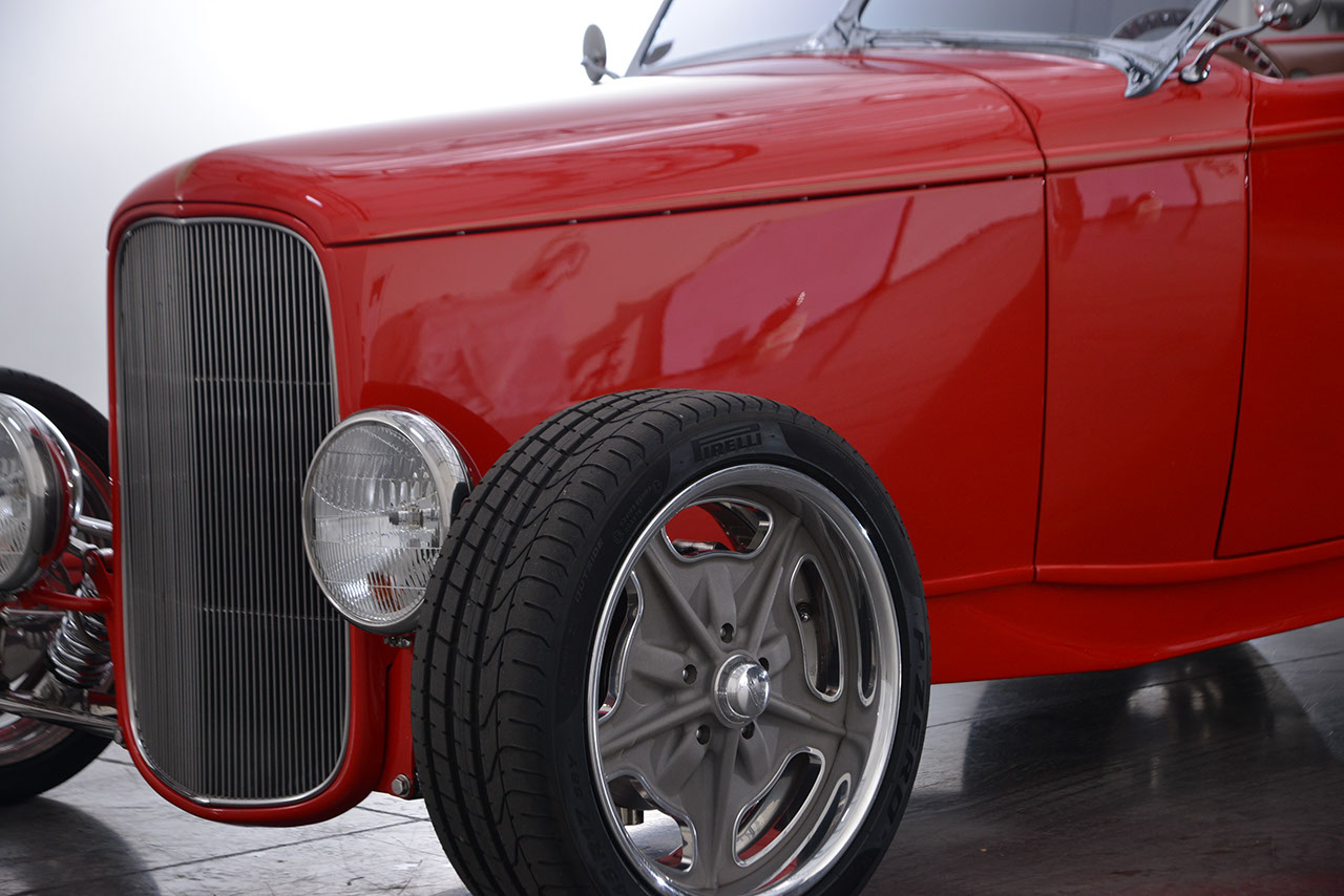1932 Ford Roadster 12