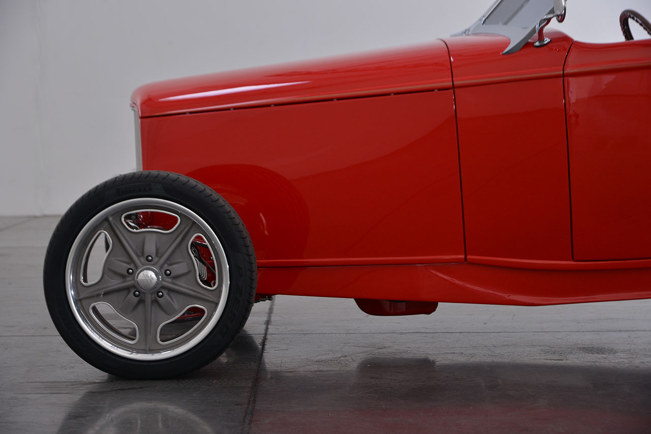 1932 Ford Roadster 17
