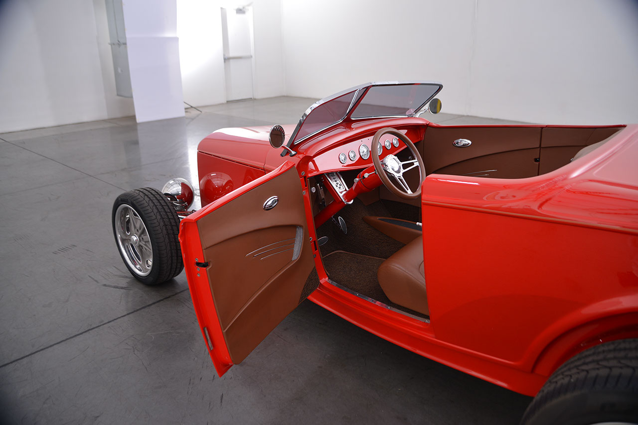 1932 Ford Roadster 28