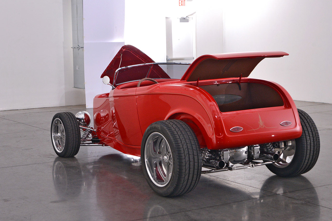 1932 Ford Roadster 34