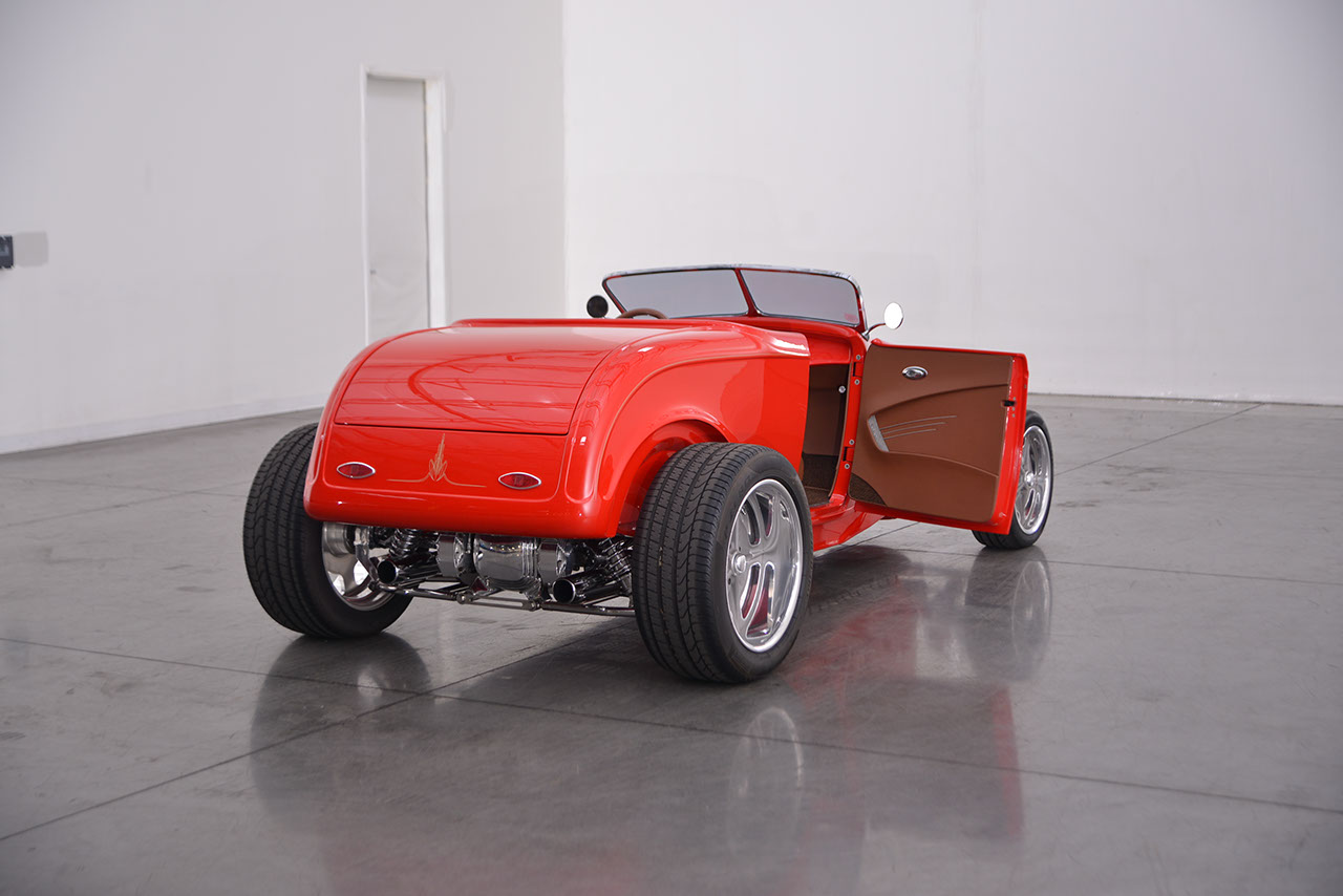 1932 Ford Roadster 42