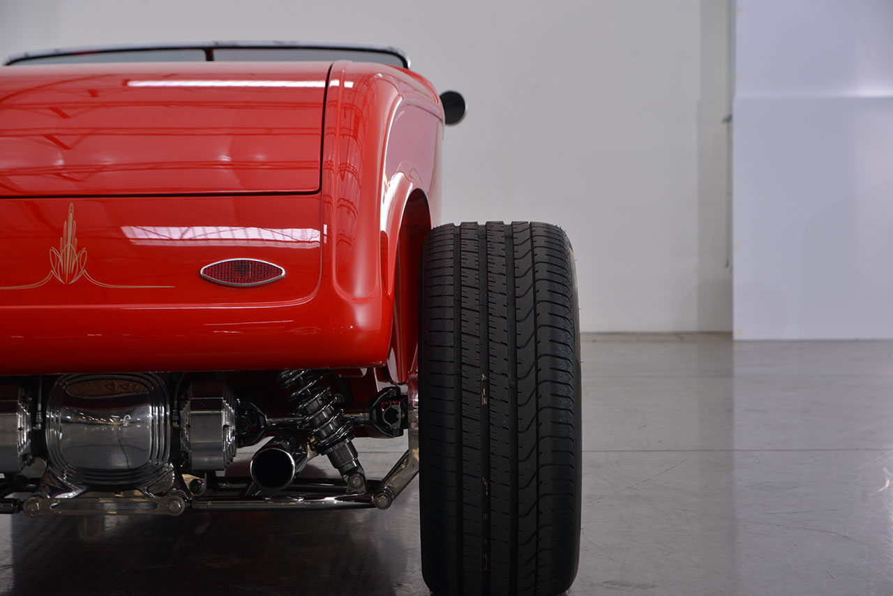 1932 Ford Roadster 45