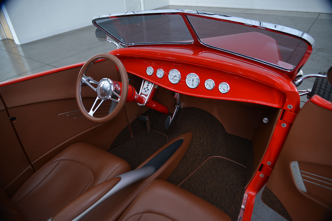 1932 Ford Roadster 54