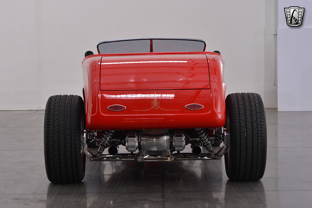 1932 Ford Roadster 56