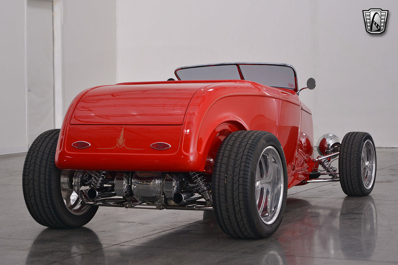 1932 Ford Roadster 60