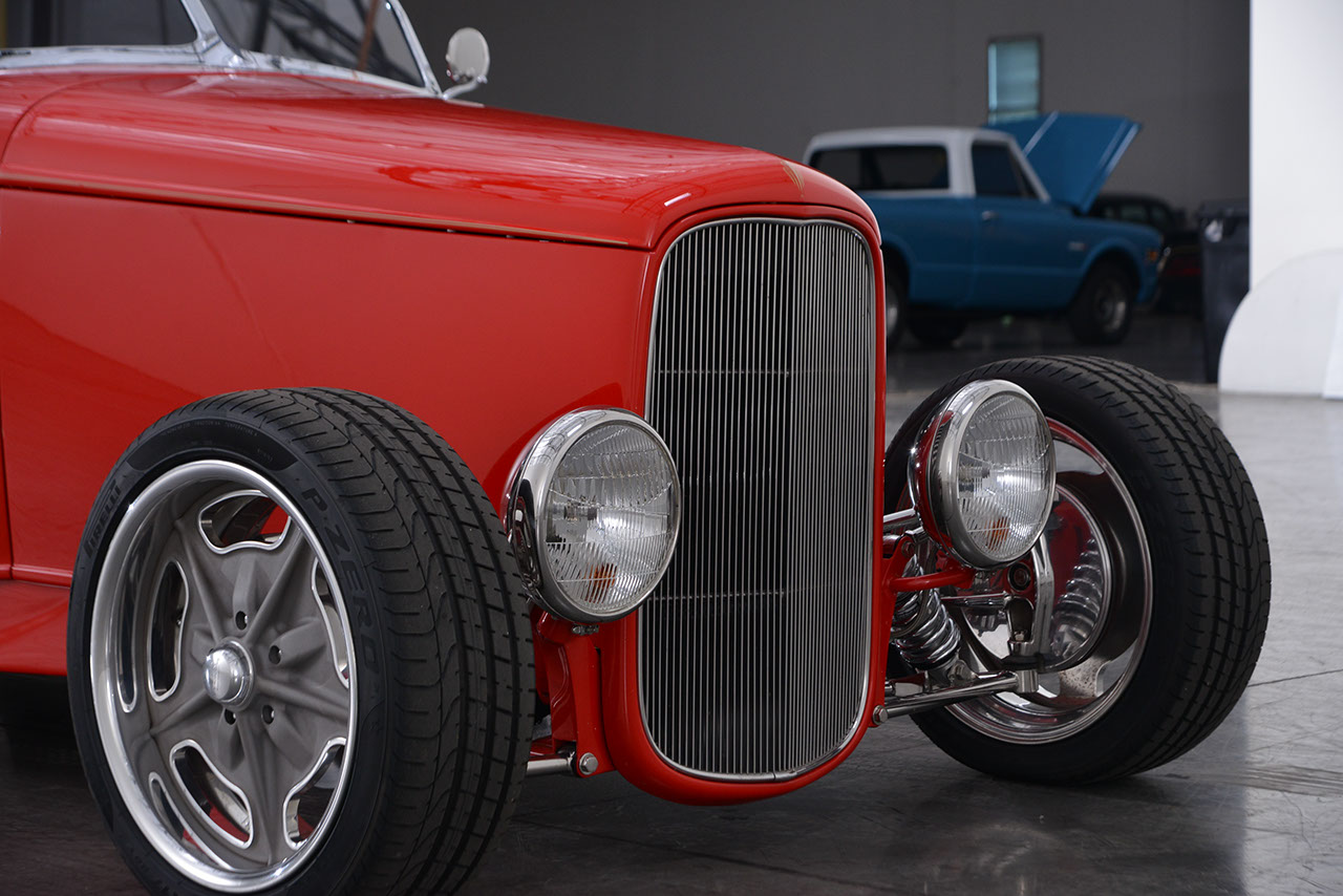 1932 Ford Roadster 61