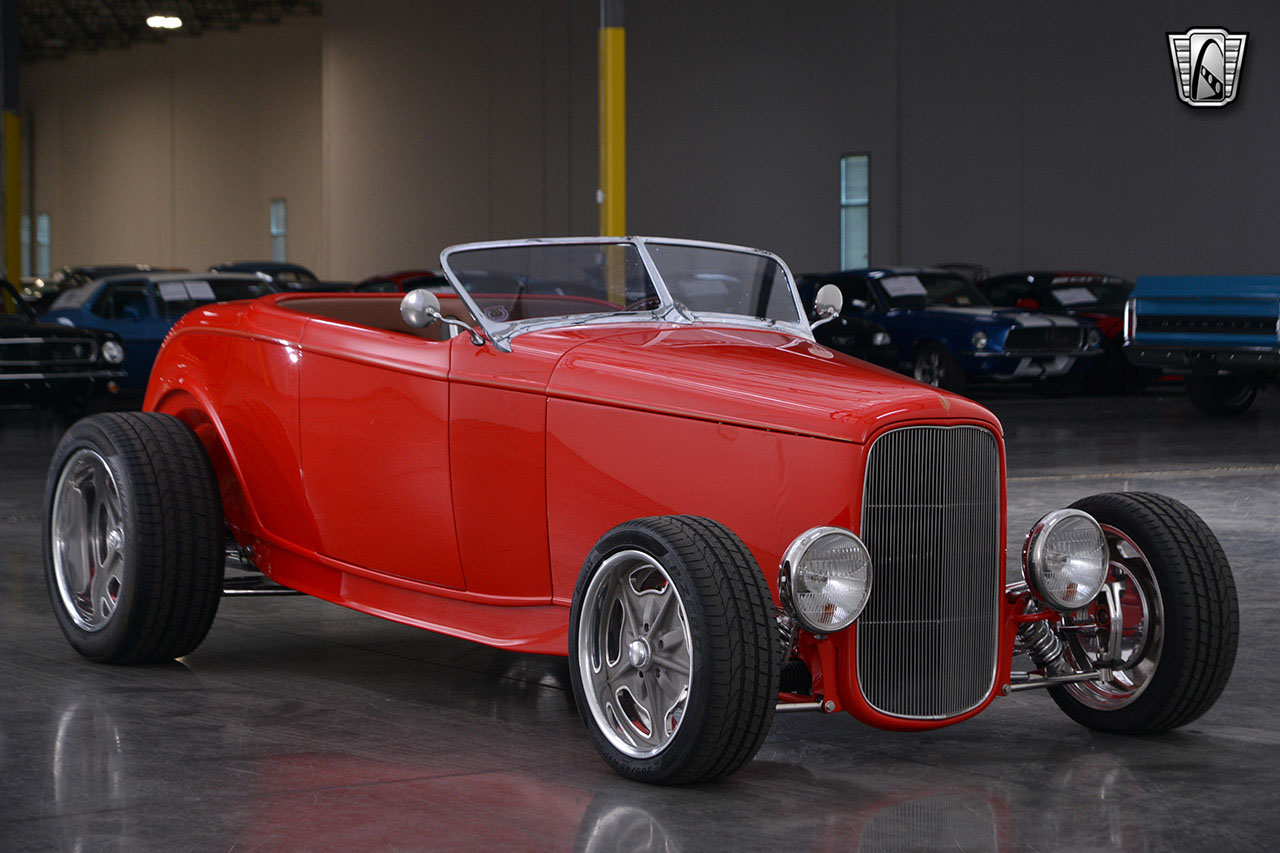 1932 Ford Roadster 68