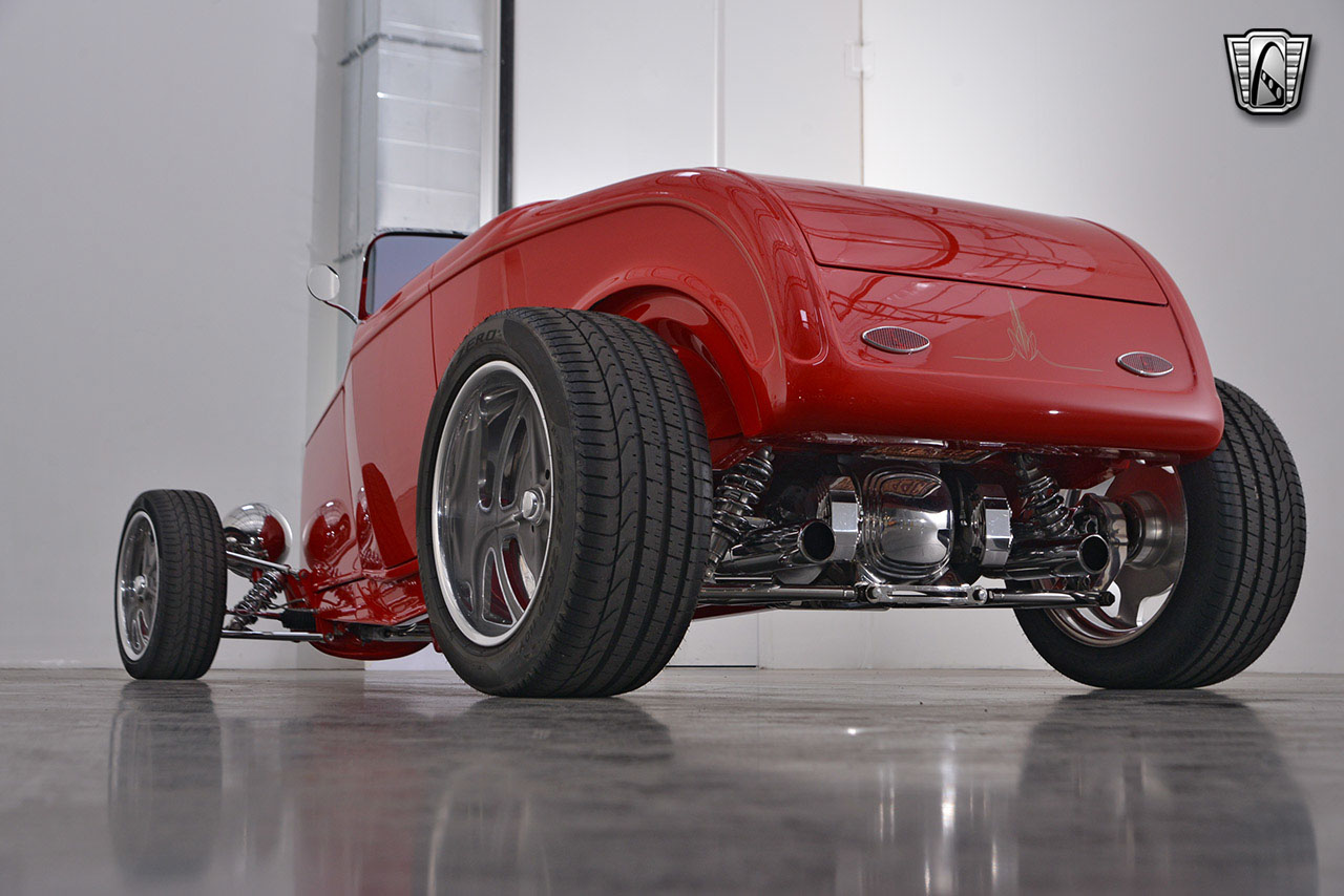 1932 Ford Roadster 84