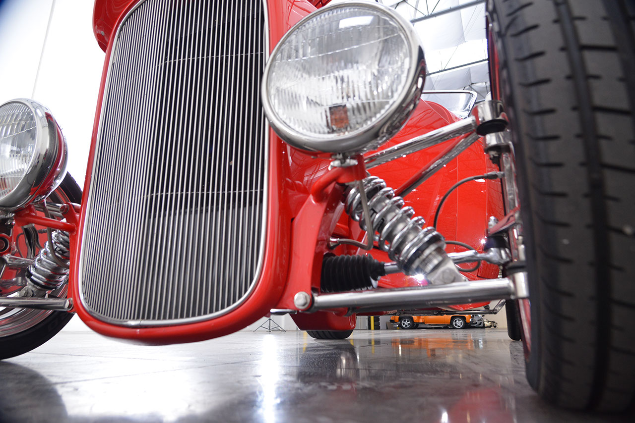 1932 Ford Roadster 87