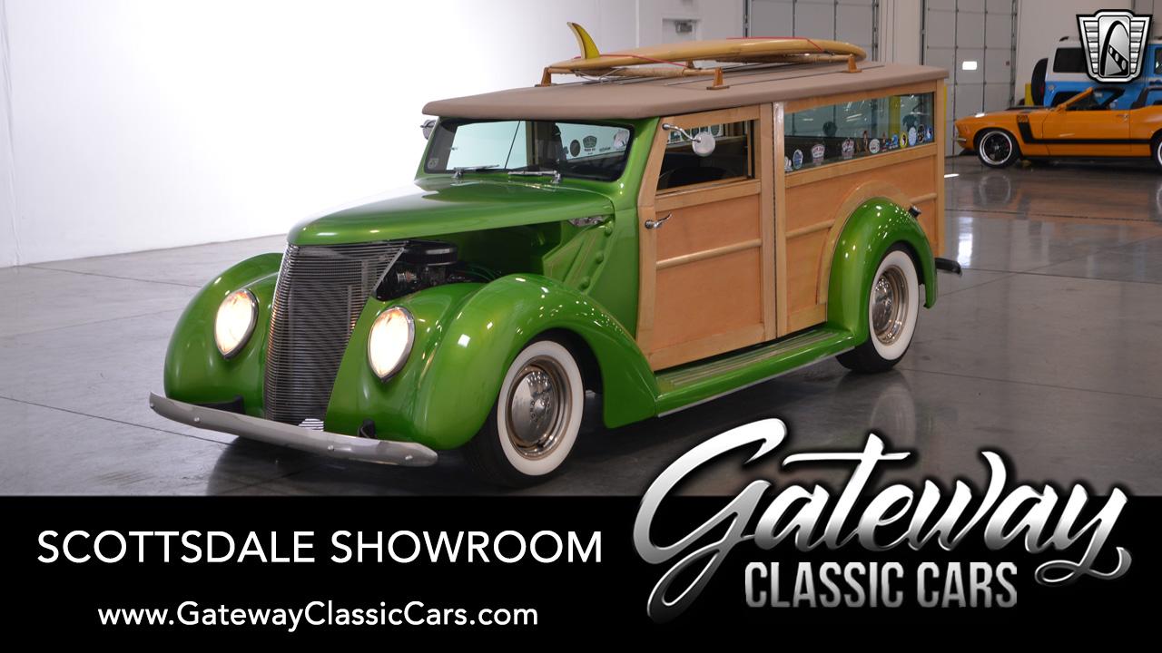 Used 1937 Ford Phantom