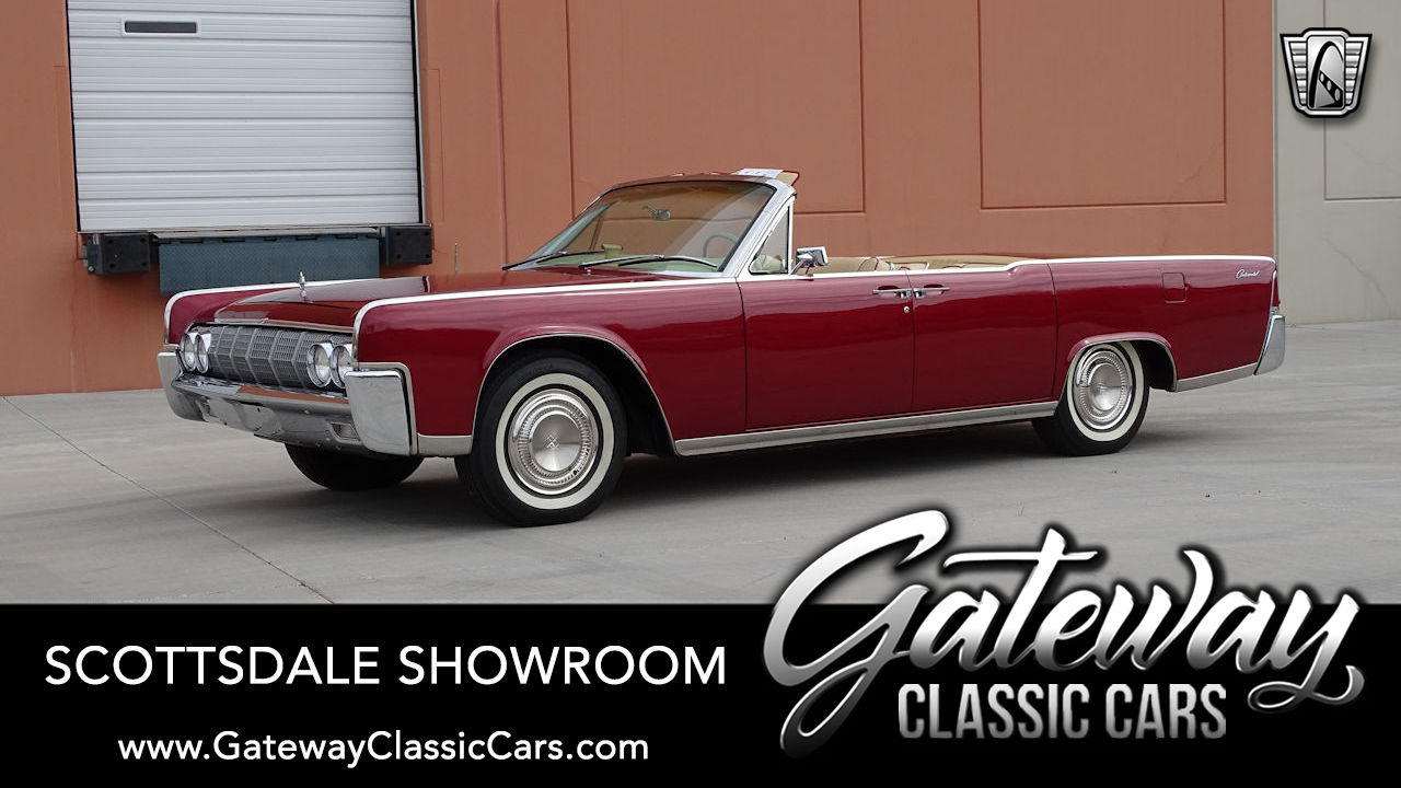 Used 1964 Lincoln Continental