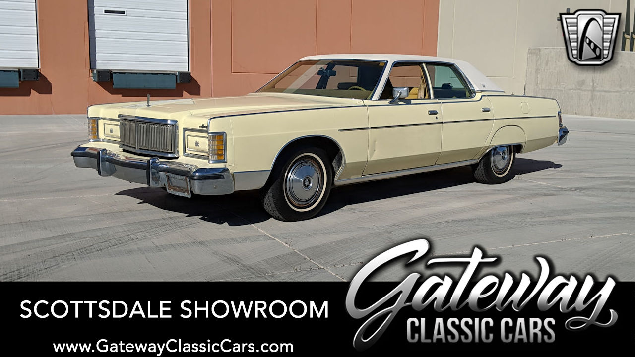Used 1977 Mercury Marquis