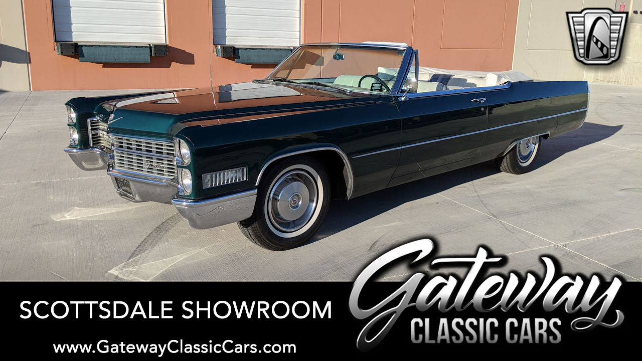 Used 1966 Cadillac DeVille