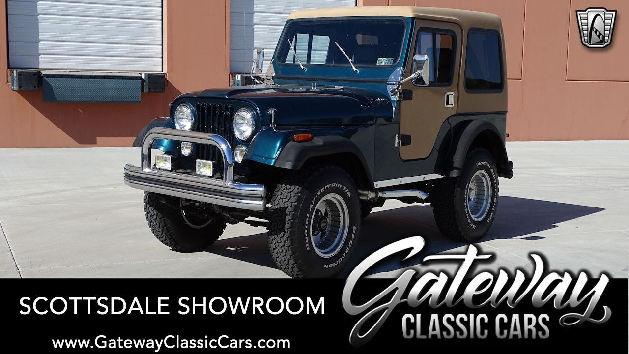 Used 1977 Jeep CJ5