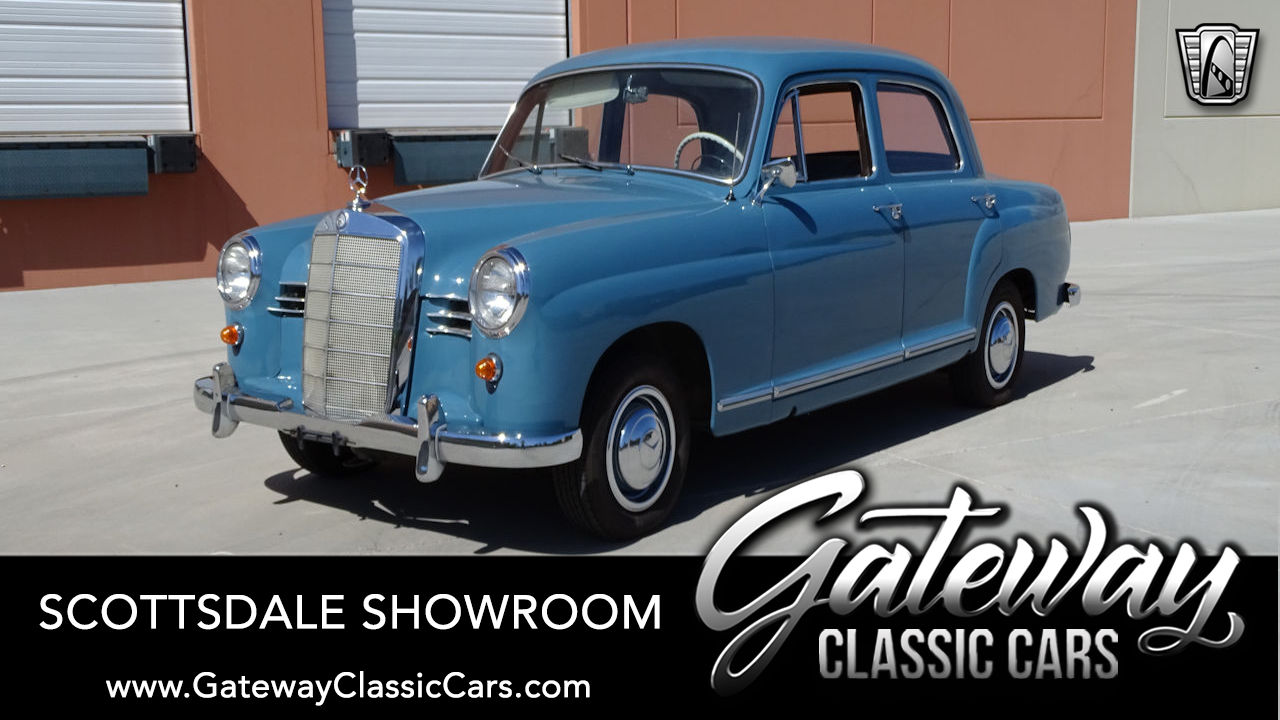 Used 1959 Mercedes-Benz 180