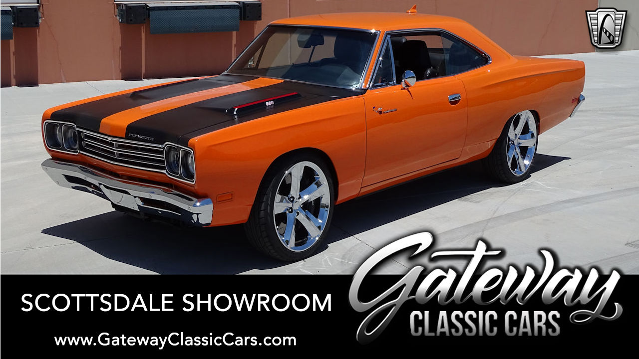 Used 1969 Plymouth Road Runner