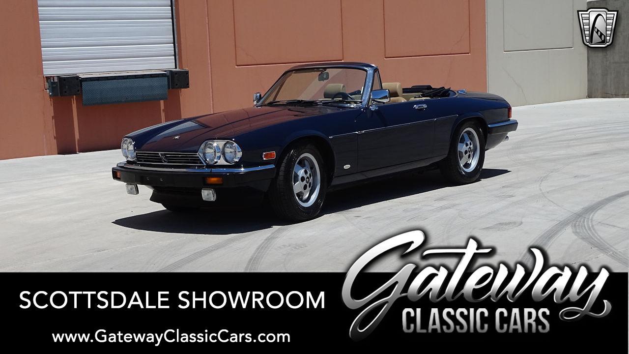 Used 1988 Jaguar XJS
