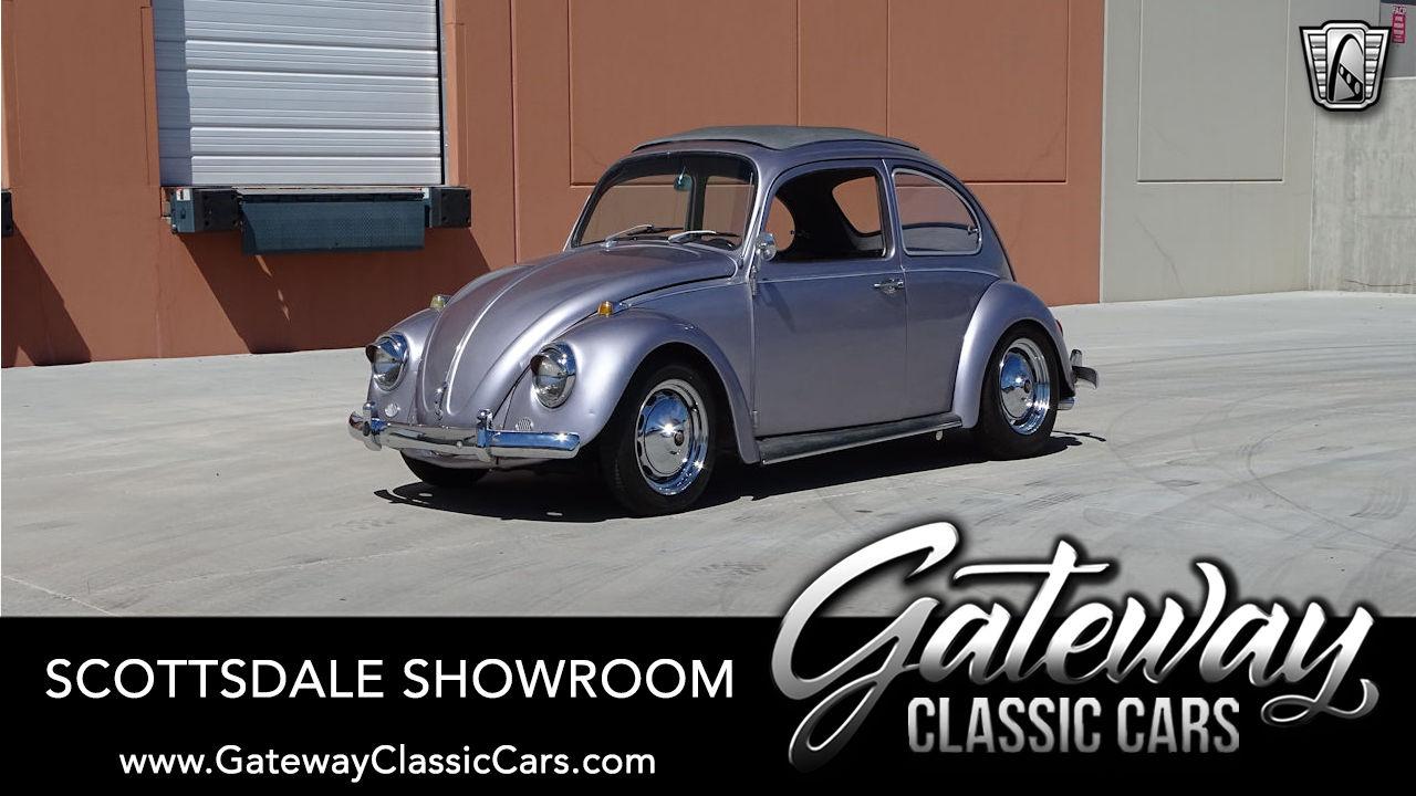 Used 1967 Volkswagen Beetle