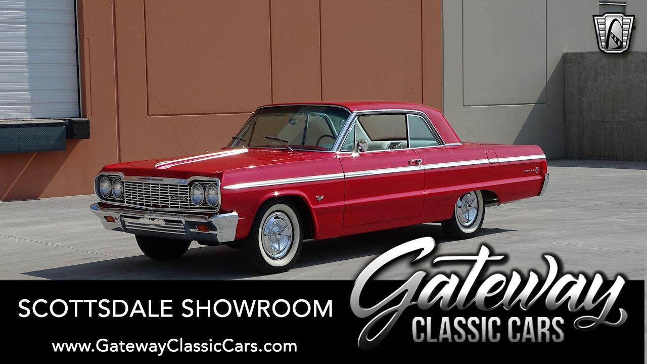 Used 1964 Chevrolet Impala