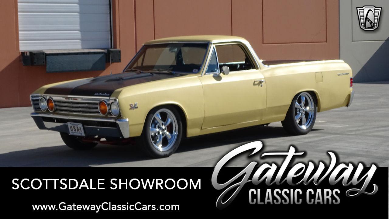 Used 1967 Chevrolet El Camino