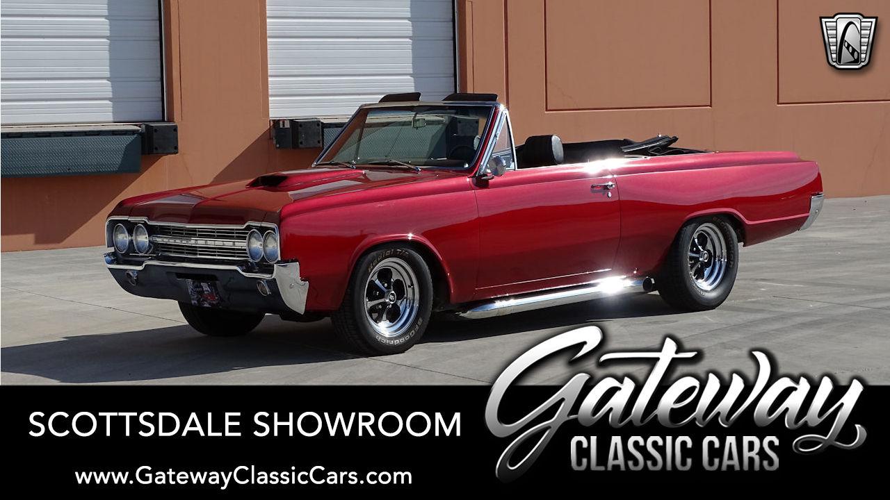 Used 1965 Oldsmobile F85