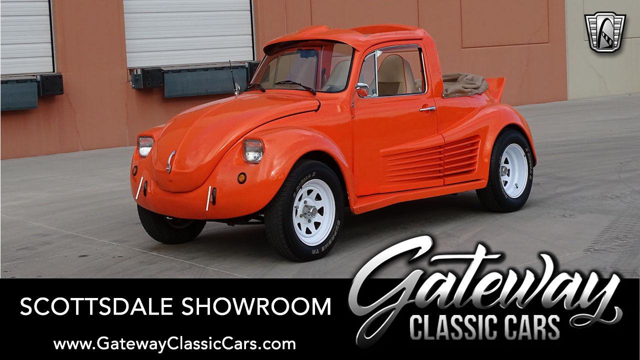 Used 1975 Volkswagen Super Beetle