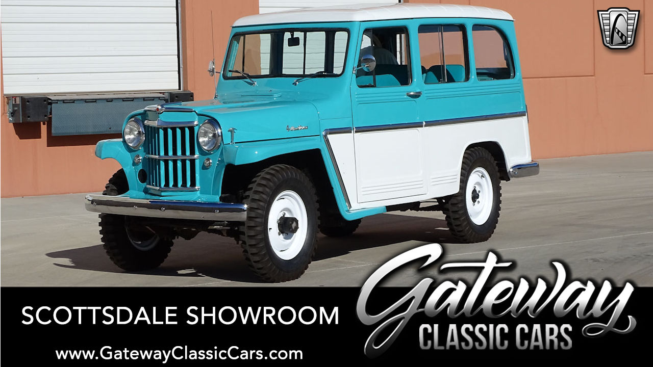 Used 1960 Willys Wagon