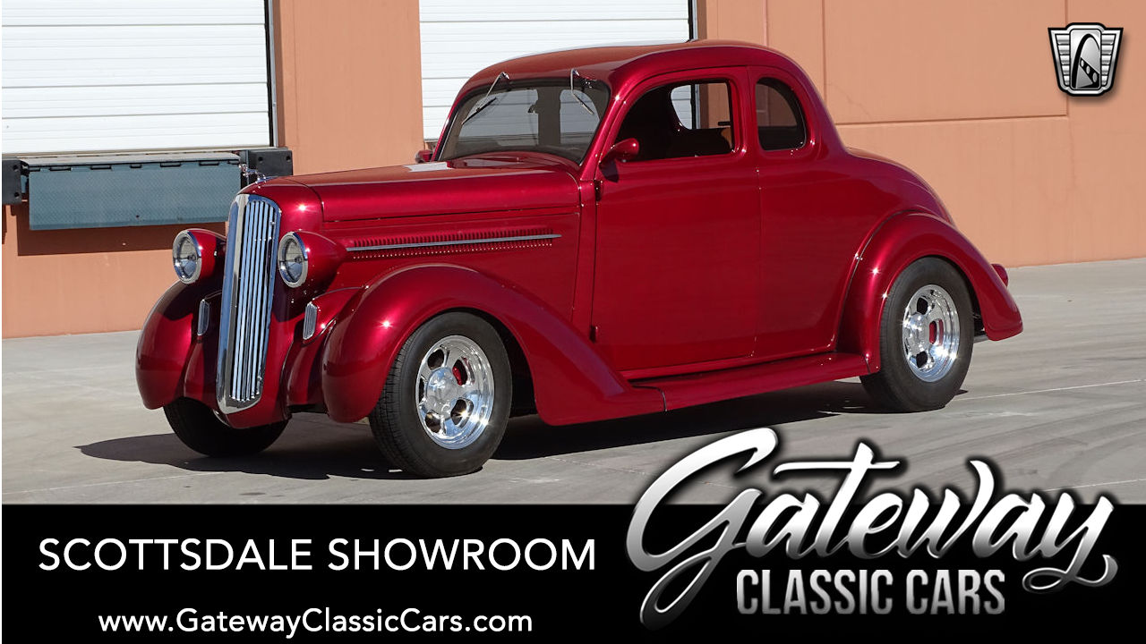 1937 Dodge 5 Window