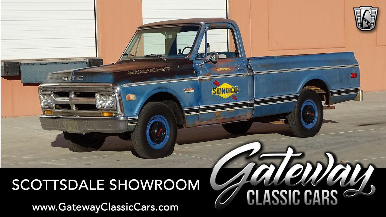 1969 GMC 1500
