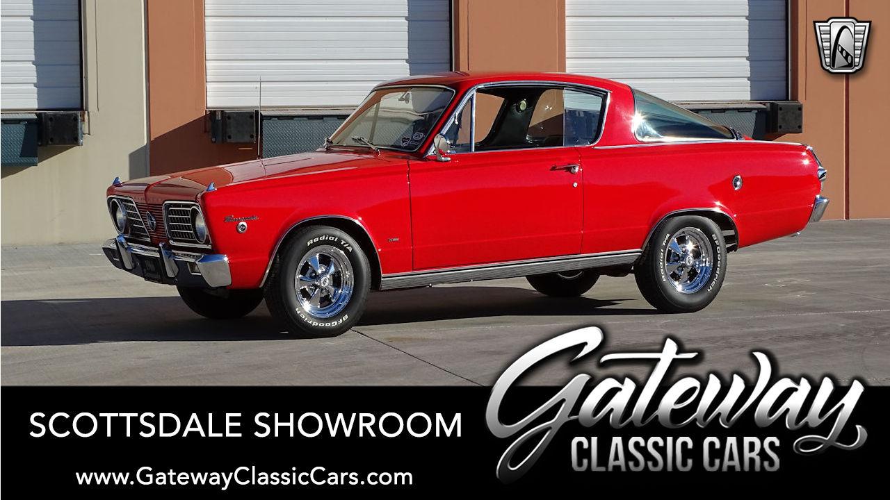 Used 1966 Plymouth Barracuda