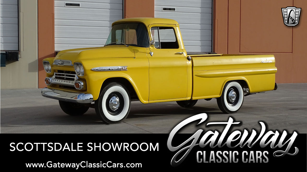Used 1959 Chevrolet Apache