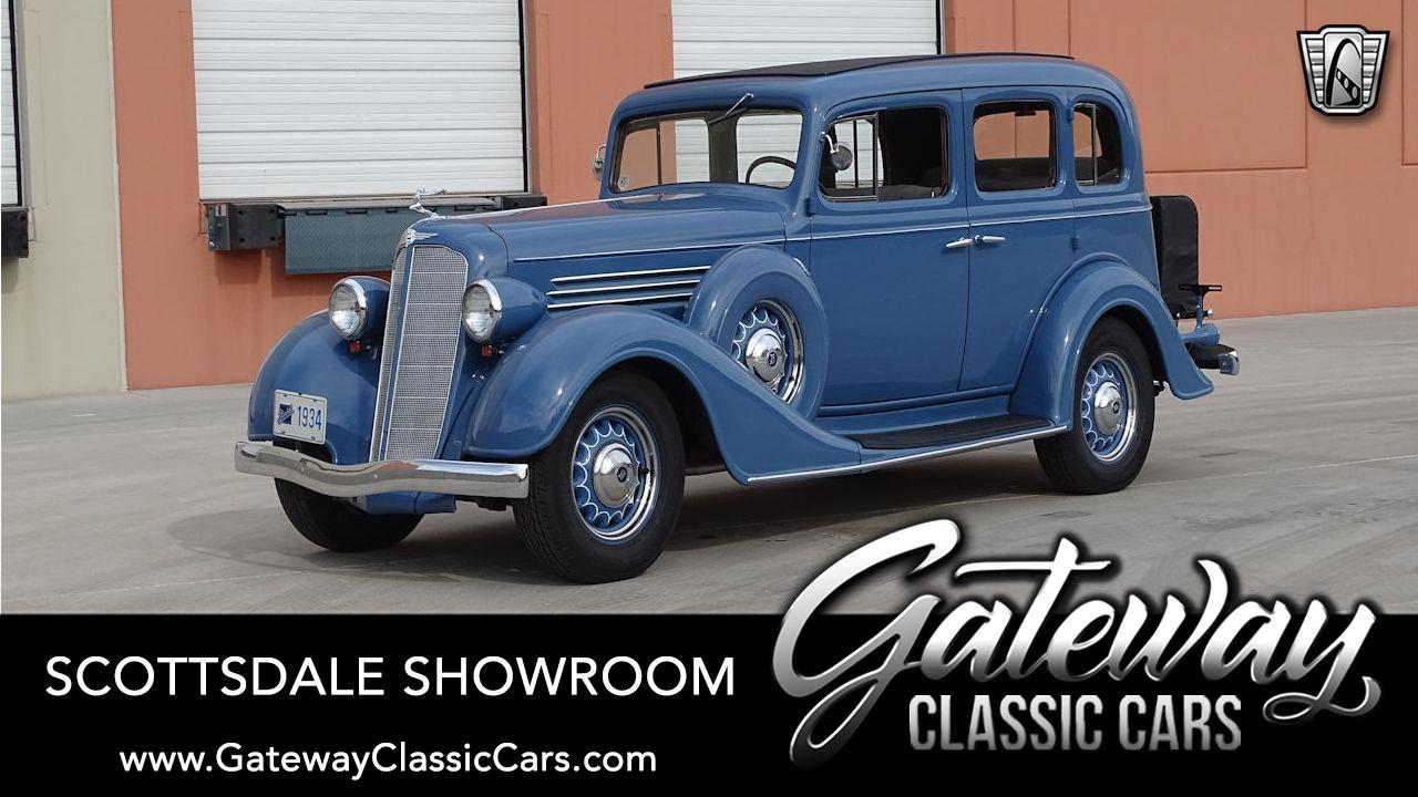 1934 Buick 47