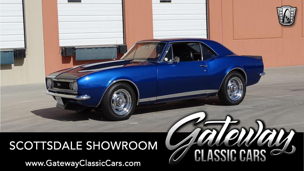 Used 1967 Chevrolet Camaro