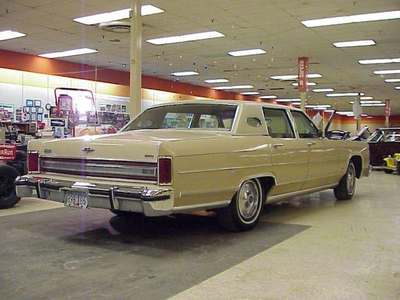 1979 lincoln continental gateway classic cars 1327. Black Bedroom Furniture Sets. Home Design Ideas