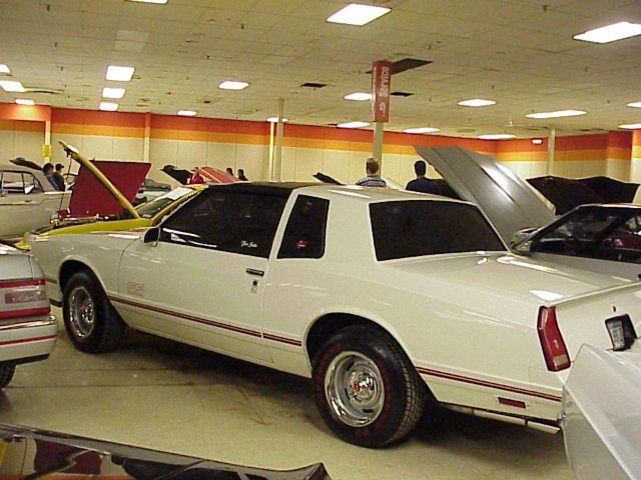 All Chevy 1987 chevrolet monte carlo ss : 1987 Chevrolet Monte Carlo | Gateway Classic Cars | 1921