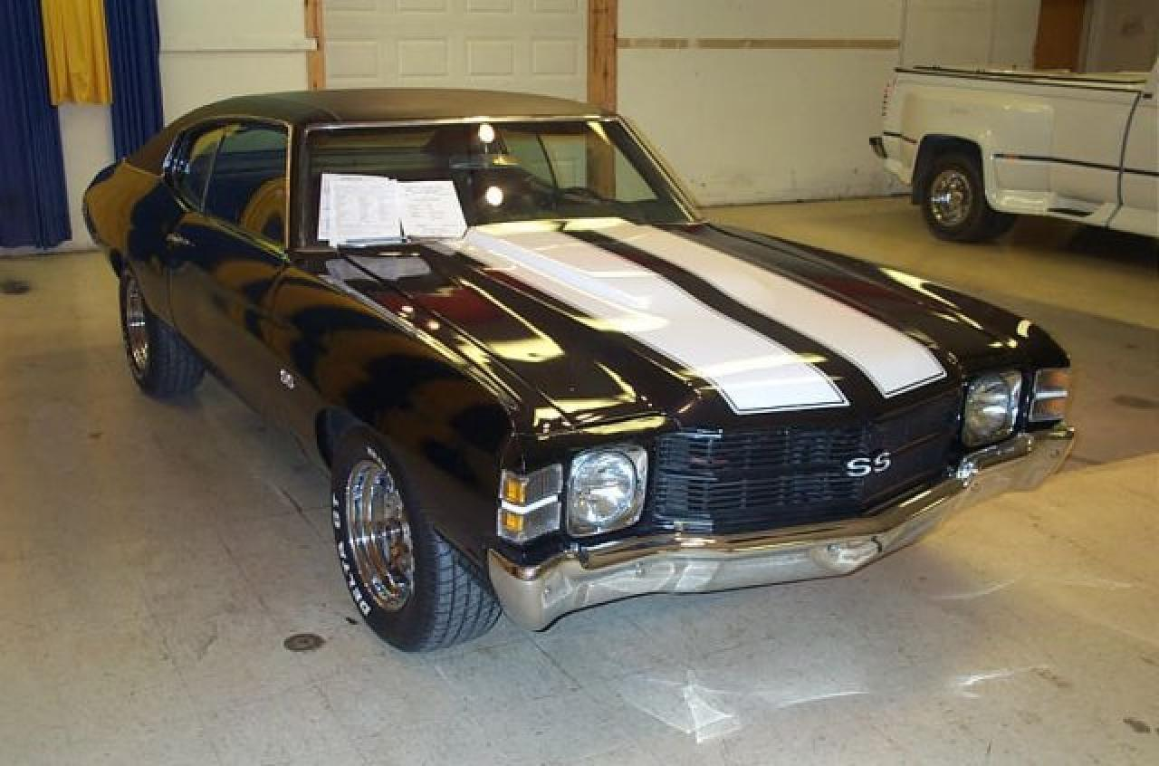 All Chevy 1971 chevrolet chevelle ss : 1971 Chevrolet CHEVELLE | Gateway Classic Cars | 2016