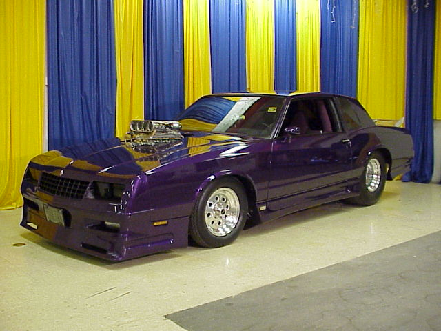 Classic Cars Denver >> 1983 Chevrolet Monte Carlo SS Pro Street For Sale | Gateway Classic Cars | 35