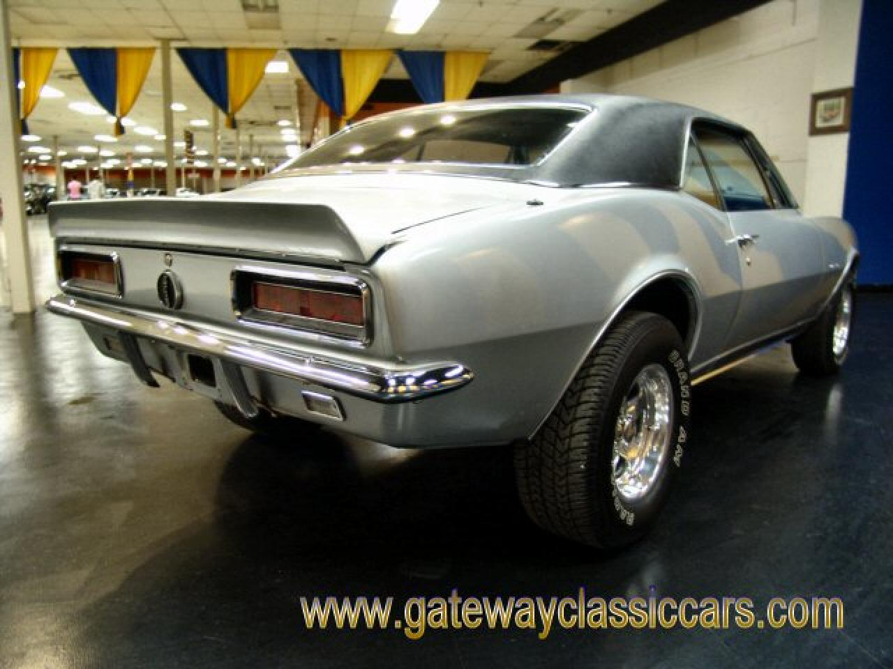 1967 Chevrolet Camaro Rs Gateway Classic Cars 4513 Stl