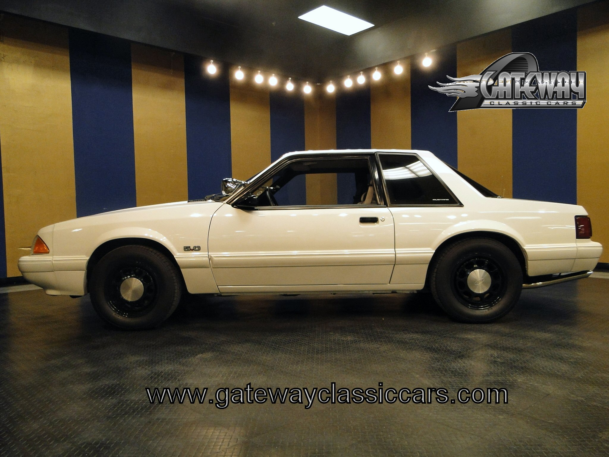 1992 ford mustang lx gateway classic cars 5115 stl