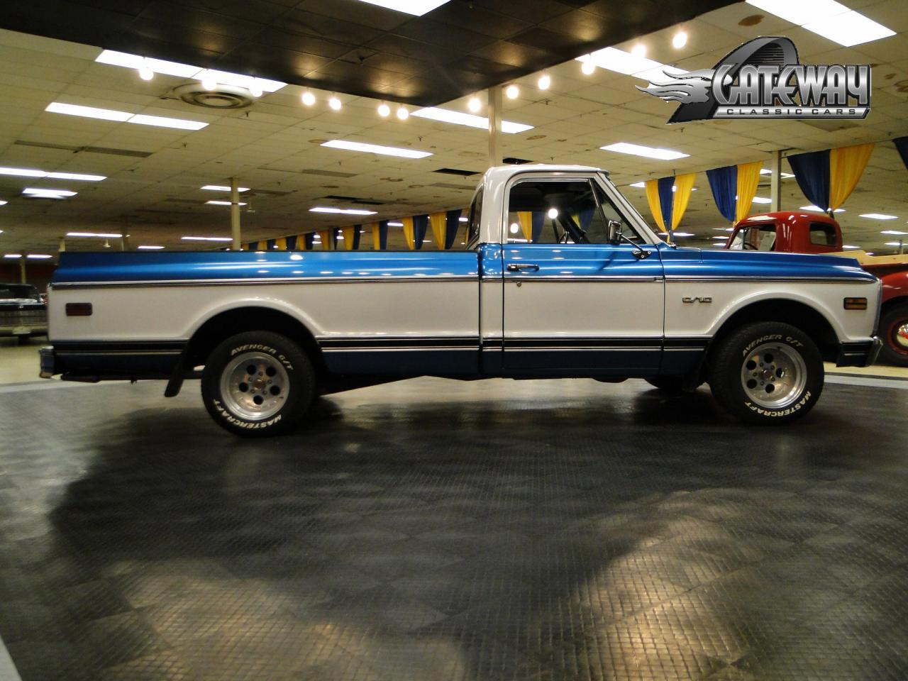All Chevy 1969 chevy c10 for sale : 1969 Chevrolet C10 | Gateway Classic Cars | 5268
