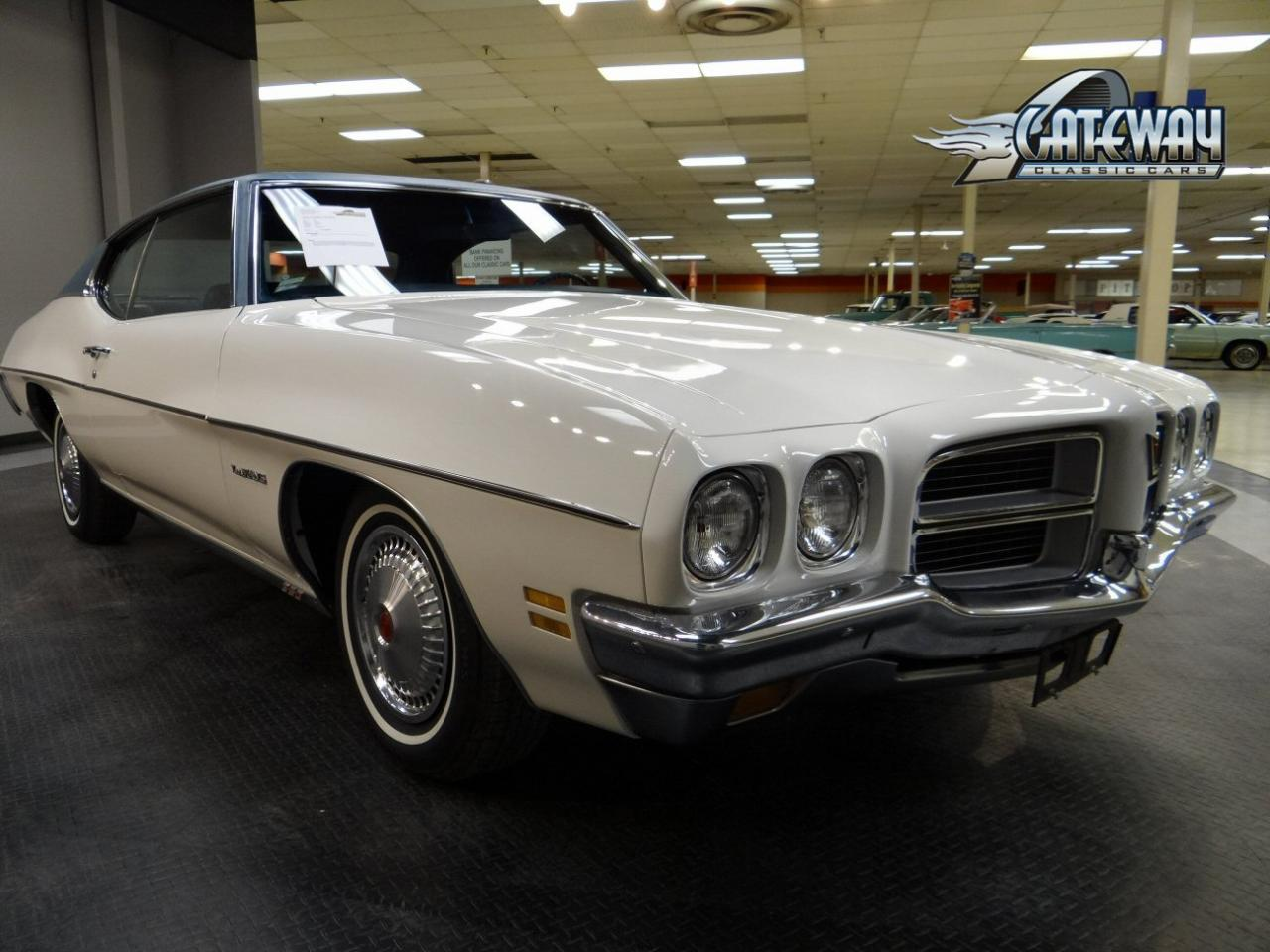 1972 pontiac le mans - photo #33