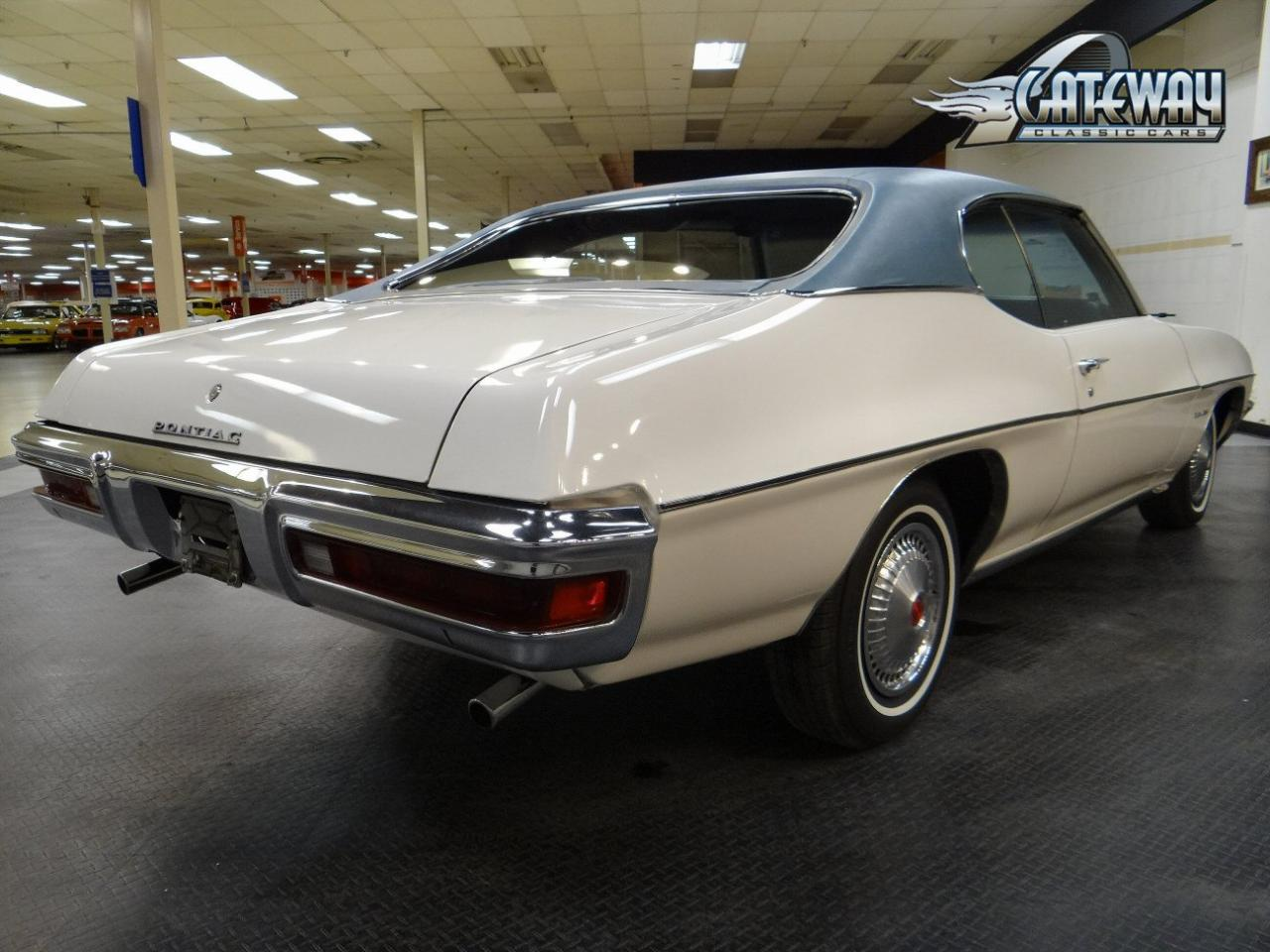 1972 pontiac le mans - photo #17