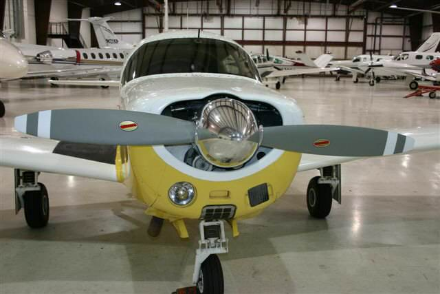1965 Mooney M20e Gateway Classic Cars 5775 Stl