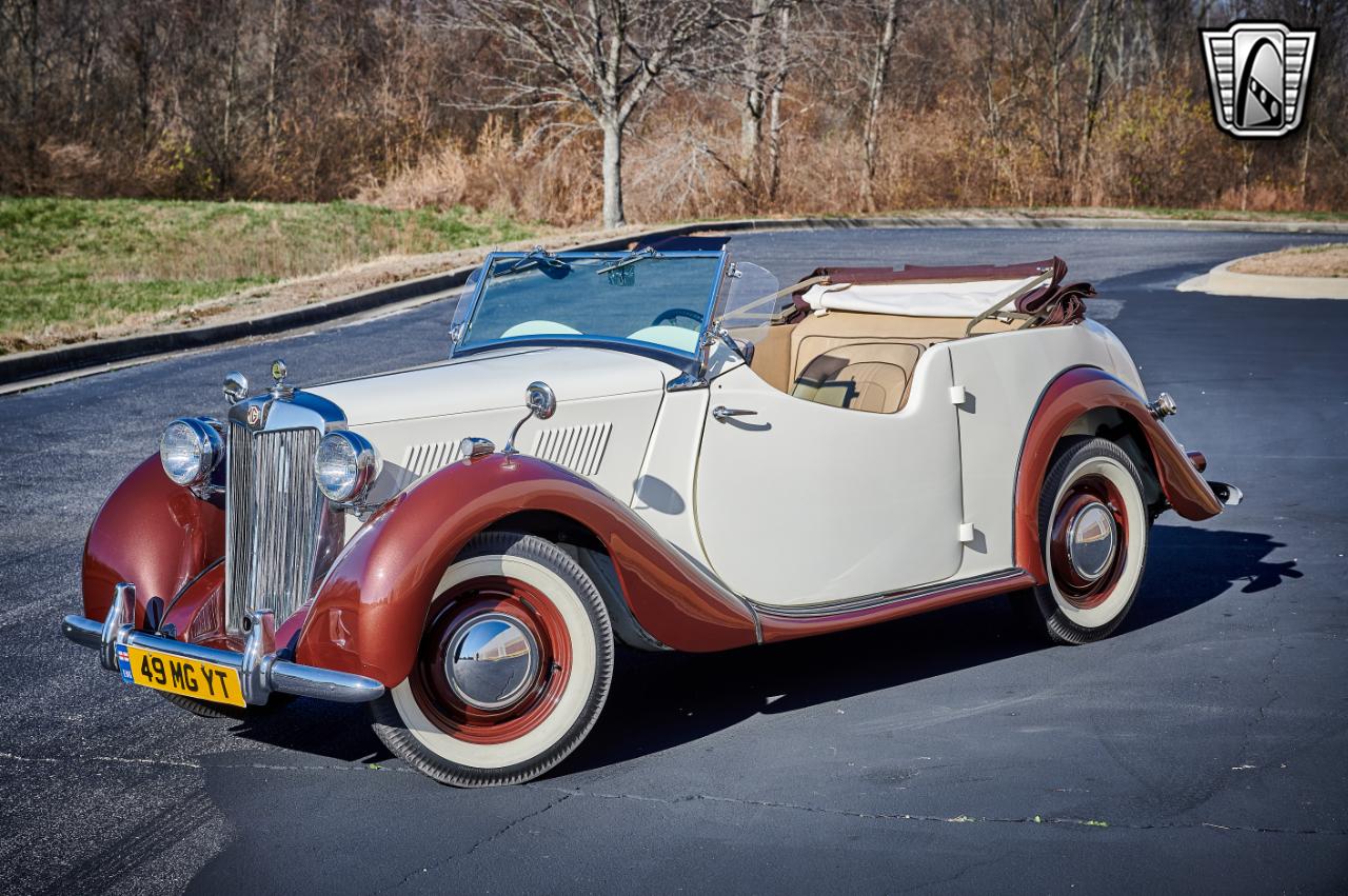 1949 MG YT 2
