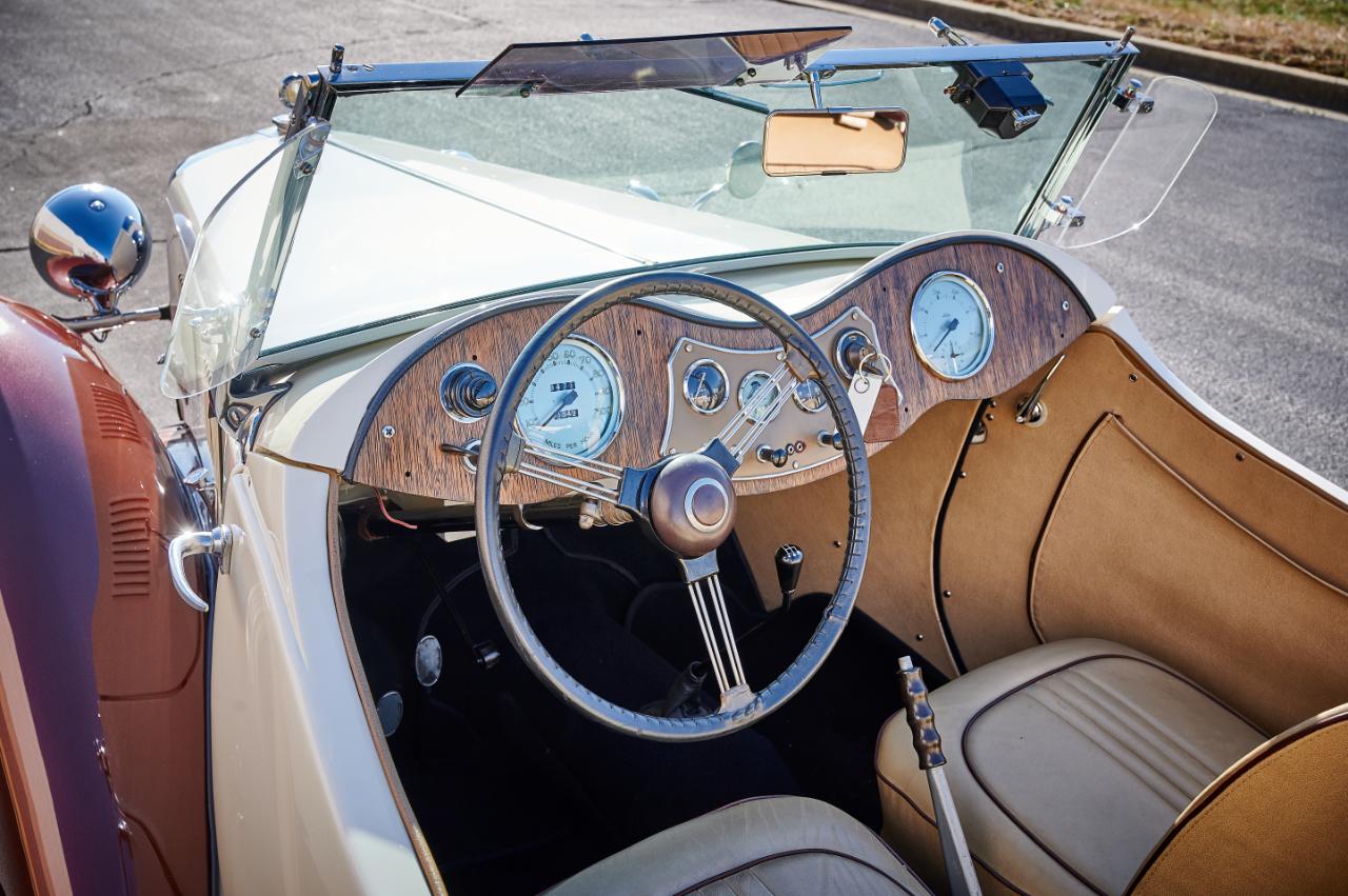 1949 MG YT 8