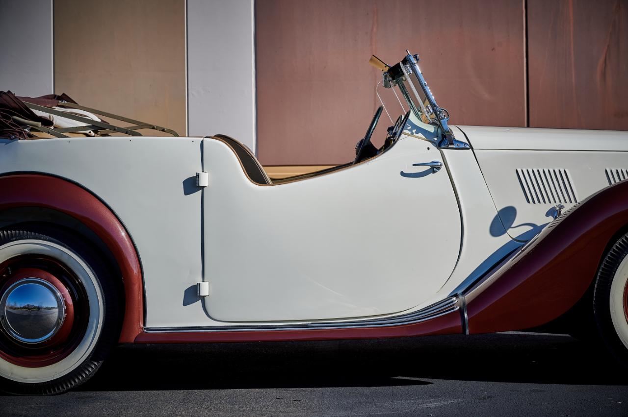 1949 MG YT 11